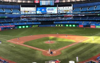 Canada Bars Blue Jays From Playing Home Games in Toronto