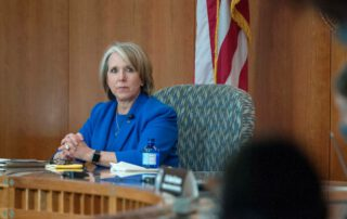 New Mexico's Governor, a Possible Biden Running Mate, Stands Firm on Coronavirus Restrictions