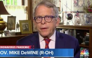 DeWine warns Ohio 'could become Florida' as cases rise