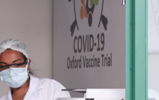 Oxford University, AstraZeneca Covid-19 Vaccine Front-Runner Shows Promise in Trials