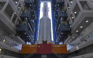 U.S. and China to Launch Mars Missions, Vying for Space Supremacy