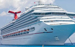 Just 40% of US cruise ships have tested crews for coronavirus: CDC